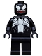 Minifig No: sh542  Name: Venom, Red Mouth