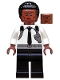 Minifig No: sh554  Name: Nick Fury (Young)