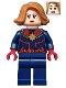 Minifig No: sh555  Name: Captain Marvel