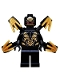 Minifig No: sh561  Name: Outrider - Extended Claws