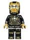 Minifig No: sh567  Name: Iron Man Mark 41 Armor (Trans-Clear Head)