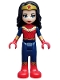 Minifig No: shg014  Name: Wonder Woman - Full Body Armor