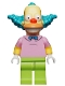 Minifig No: sim014  Name: Krusty the Clown - Minifigure only Entry