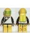 Minifig No: sp057  Name: Futuron - Black/Yellow with Yellow Helmet