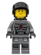 Minifig No: sp099  Name: Space Police 3 Officer  5 - Airtanks (8399)