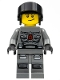 Minifig No: sp106  Name: Space Police 3 Officer  8