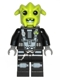 Minifig No: sp110  Name: Space Police 3 Alien - Rench