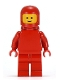 Minifig No: sp127  Name: Classic Space - Red with Airtanks, Torso Plain