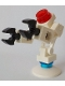 Minifig No: sp129  Name: Space Police 3 Droid - K99 Robot
