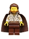 Minifig No: sw0027  Name: Qui-Gon Jinn (Yellow Head)