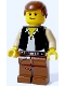 Minifig No: sw0045  Name: Han Solo, Brown Legs with Holster Pattern