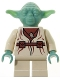 Minifig No: sw0051  Name: Yoda
