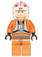 Minifig No: sw0090  Name: Luke Skywalker (Pilot, Light Flesh)