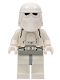 Minifig No: sw0101  Name: Snowtrooper, Light Gray Hips, White Hands
