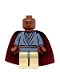Minifig No: sw0148  Name: Mace Windu, Non-Light-Up