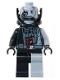 Minifig No: sw0180  Name: Darth Vader Battle Damaged