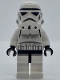 Minifig No: sw0188  Name: Stormtrooper (Black Head, Dotted Mouth Pattern)