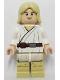Minifig No: sw0273  Name: Luke Skywalker (Tatooine, Light Flesh, White Pupils)