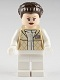Minifig No: sw0346  Name: Princess Leia (Hoth Outfit, French Braid Hair)