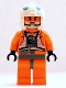 Minifig No: sw0399  Name: Rebel Pilot X-wing