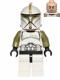 Minifig No: sw0438  Name: Clone Trooper Sergeant