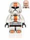 Minifig No: sw0440  Name: Republic Trooper
