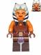 Minifig No: sw0452  Name: Ahsoka Tano (Padawan) - Backless Vest with Belt and Sash