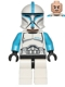 Minifig No: sw0502  Name: Clone Trooper Lieutenant