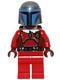 Minifig No: sw0506  Name: Santa Jango Fett