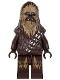 Minifig No: sw0532  Name: Chewbacca (Dark Tan fur)