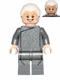 Minifig No: sw0540  Name: Chancellor Palpatine - Episode 3 Dark Bluish Gray Outfit