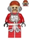 Minifig No: sw0556  Name: Ten Numb (Red Jumpsuit)