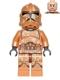 Minifig No: sw0606  Name: Geonosis Clone Trooper