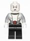 Minifig No: sw0615  Name: Asajj Ventress - White Torso