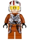 Minifig No: sw0659  Name: Resistance Pilot X-wing