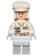 Minifig No: sw0708  Name: Hoth Rebel Trooper White Uniform (Frown)