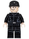 Minifig No: sw0802  Name: Imperial Shuttle Pilot (Light Flesh Head)