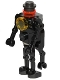 Minifig No: sw0835  Name: Medical Droid (Black Legs)