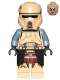 Minifig No: sw0850  Name: Scarif Stormtrooper (Shoretrooper) (Squad Leader)