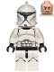Minifig No: sw0910  Name: Clone Trooper, Episode 2, Printed Legs