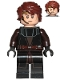 Minifig No: sw0939  Name: Anakin Skywalker (Black Legs, Headset)