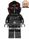 Minifig No: sw0986  Name: Inferno Squad Agent with Utility Belt (Frown)