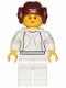 Minifig No: sw1022  Name: Princess Leia (20th Anniversary Torso)