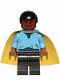 Minifig No: sw1027  Name: Lando Calrissian, Cloud City Outfit (20th Anniversary Torso)