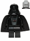 Minifig No: sw1029  Name: Darth Vader (20th Anniversary Torso)