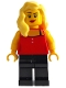 Minifig No: tlm040  Name: Sharon Shoehorn
