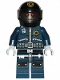Minifig No: tlm046  Name: Robo SWAT with Helmet