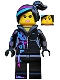 Minifig No: tlm099  Name: Wyldstyle - Open Mouth