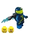 Minifig No: tlm145  Name: Rex Dangervest - Space Suit with Jetpack