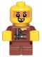 Minifig No: tlm172  Name: Sewer Baby - Band Around Eyes